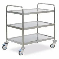 Instrument Trolley With 3 Shelves