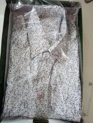 Cotton Collar Neck Mens Printed Shirts