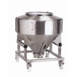 Industrial SS Mixing Vessel