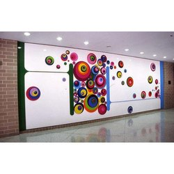 Commercial Wall Painting