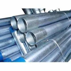 Mild Steel Galvanized Jindal Star Pipes