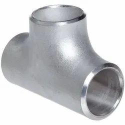 Rust Proof Stainless Steel Tee, Material Grade: Ss 316