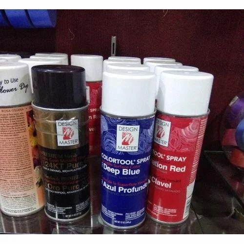 Can Design Master Flower Color Spray Rs 525 Bottle Vasisht