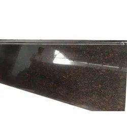 Tan Brown Granite Slab, Thickness: 15-20 mm