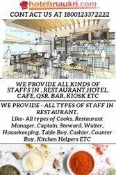 Restaurant Staffing Services