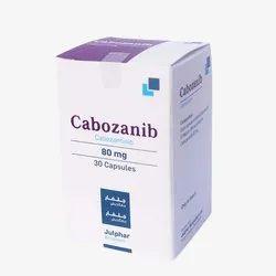 Cabozanib Cabozantinib 80 Mg