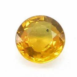 Yellow Sapphire Jewelry Gemstone