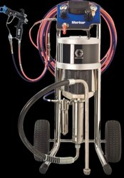 Airless and Air Assist Liquid Painting System