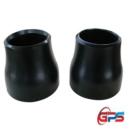 15NB to 1200NB Buttweld MS Pipe Reducer