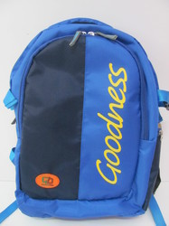 Goodness Bags Extra Padded with Anti Theft Clamps School Bag/College Bag with Laptop C - Hero