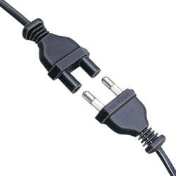2 Pin Mains Ext Cord