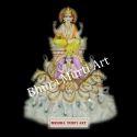 Marble Surya Dev Graha Statue