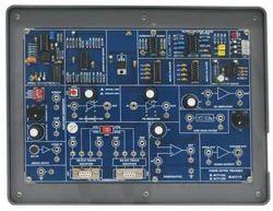 Analog & Digital Fiber Optics Mod/Demode Trainer