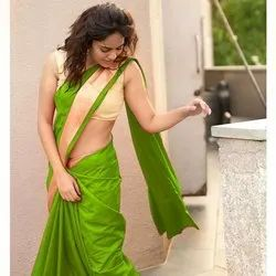 Sana Silk Weaving Pata Saree