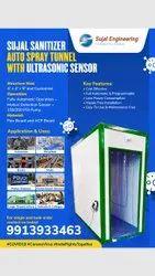 Full Body Disinfection Sanitizer Chamber