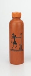 Clay Bottle 650ml
