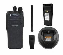 Motorola VHF Walkie Talkie Radio