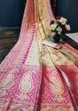 Heavy Border Silk Saree