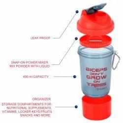 Custom Protein Shaker Bottle