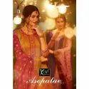 Asopalav Semi-stitched Kessi Designer Suit, Handwash