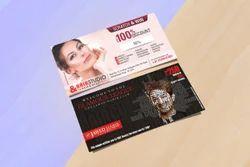 Black/Off-White Paper Voucher Printing Service