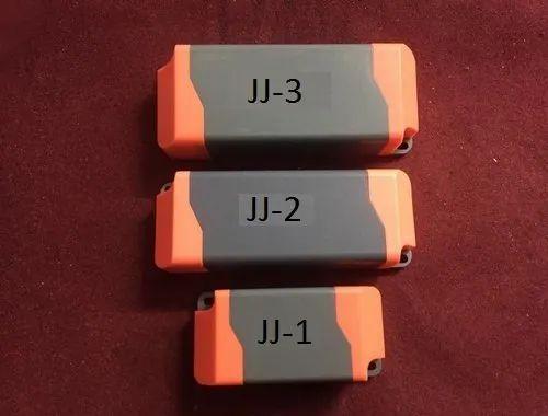 Grey with Orange Driver Boxes (JJ Series)