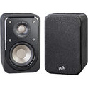 Black Wooden Polk Signature S-10, For Hi- Fi And Home Theatre, 100 Watts