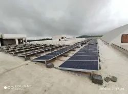 Grid Tie Solar System Available In Apartment, Capacity: 3kw-500kw