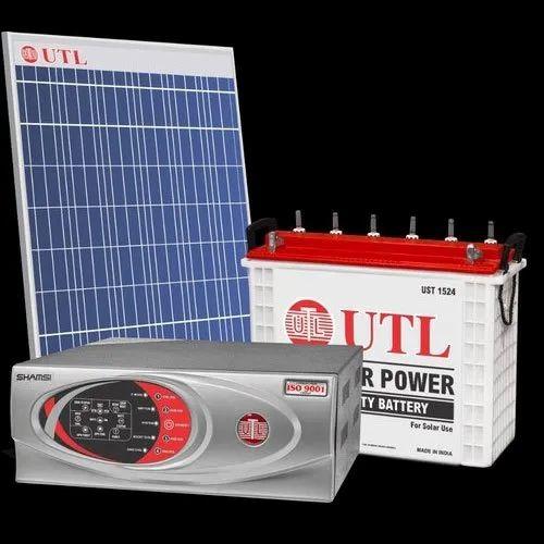 320 Watt Utl Solar Power Systems For Residential Rs 33700 Set Id 21804622073