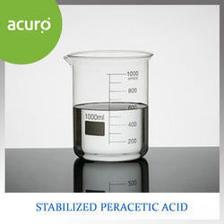 Stabilized Peracetic Acid