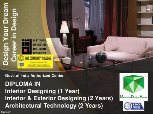 Manisha Design   Interior Designing Diploma Course