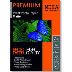 Photo Paper (210 GSM)