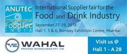 ANUTECH International FoodTech 2018