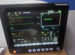 Brand: Technocare ECG Patient Monitor With Origna Nellocer (tm-9009 Tn), Display Size: 12 Inch, Lcd