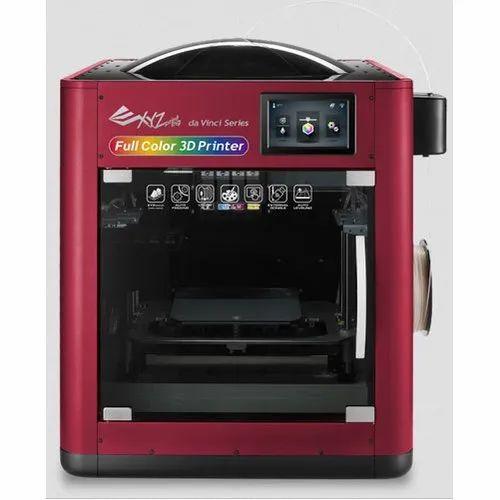 Da Vinci Full Color 3d Printer