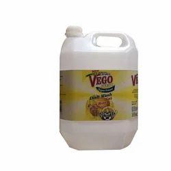 Dishwash Gel 5 litre packing