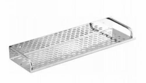 16 Inch Stainless Steel Bathroom Shelf, Rs 299 /piece, Ashoka ...