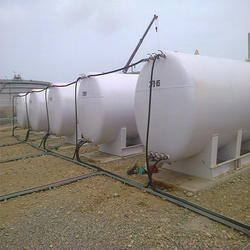 Inter Connected Storage Tank