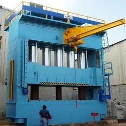 Santec Iron Bekallite Moulding Press, Capacity: 1-5 Ton, 5-10 Ton, 10-20 Ton, 20-40 Ton, 40-100 Ton, >100 Ton