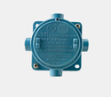 100mm Flameproof Junction Box