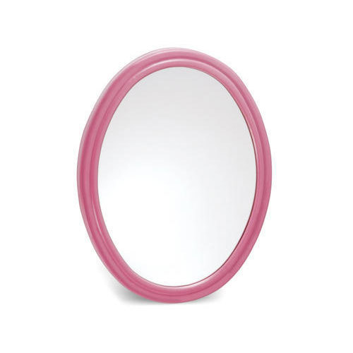 Oval Bathroom Mirror Frame प ल स ट क म रर फ र म