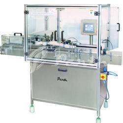 Vertical Labelling Machine