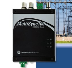 MultiSync 100 1588 GPS Clock 1588 Time Synchronization