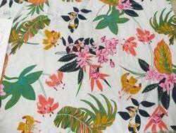 On Demand Fabric Printing Job