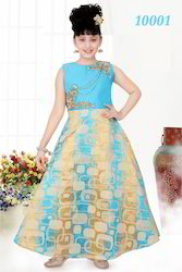 Indian Anarkali Gowns Suits For Girls