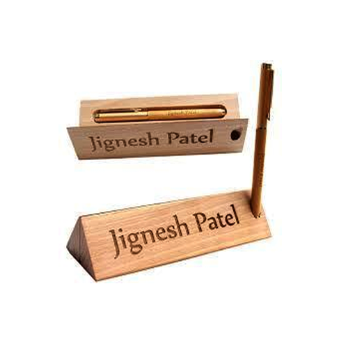 Personalized Pen Stand