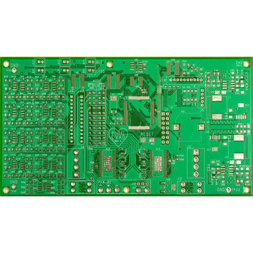 one sided bare pcb, electronic components, rs 0 35 centimeter id