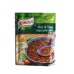 Knorr Hot and Sour Vegetable Soup, Pack Size: Packet