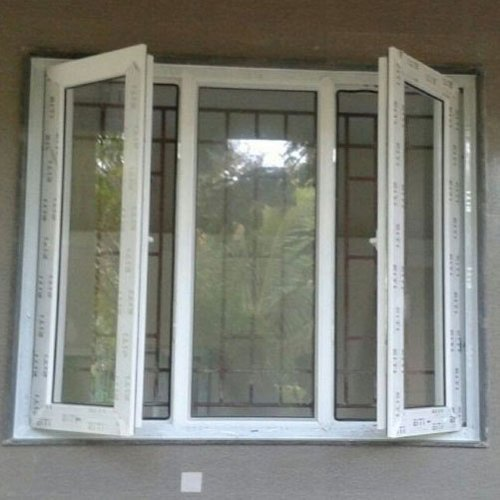 Hinged Upvc Window