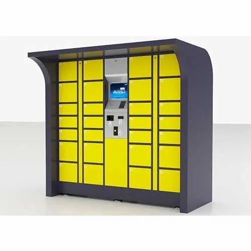Smart Electronic Storage Locker